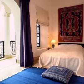 Maison Bleue_Blue House (Kilim Room) (c) Keohane