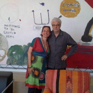 Menschen machen Orte 1/ Marokko / André Heller / Anima Garten /  bei Marrakesch